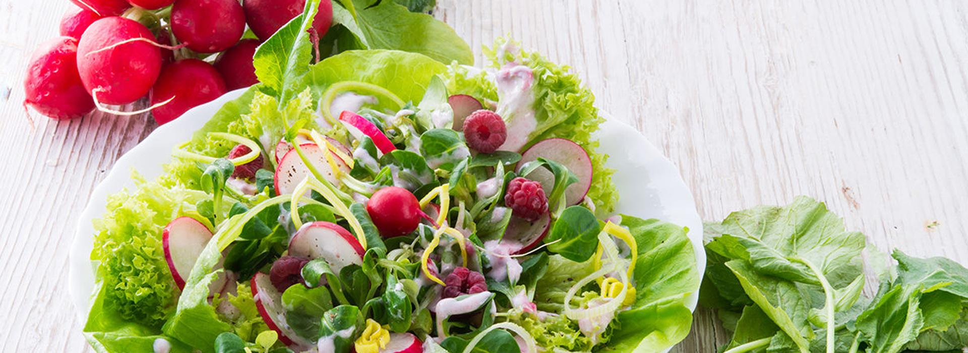 Rapunzel Salat